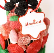 Monnisart. Um projeto de Design de Raul Piñeiro Alvarez         - 10.10.2011