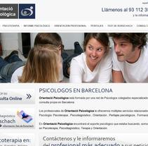 Orientació Psicológica. Um projeto de  de Carlos Narro Diego         - 31.10.2011