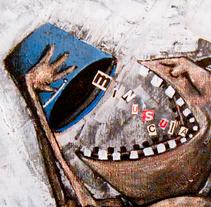 20x20 ''La Minúscula''. Um projeto de Ilustração de Natxo  Ramirez Garcia - 08-11-2011