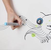Motion illustration. Un proyecto de Ilustración, Música, Audio y Motion Graphics de lfgarrrido         - 08.04.2012