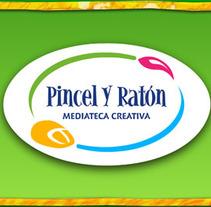 Pincel y Ratón. A Design, and Advertising project by Ginés García Gómez         - 05.12.2011