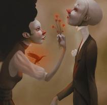 Devoción e indiferencia. Um projeto de Design e Ilustração de Laura Wächter - 06-12-2011