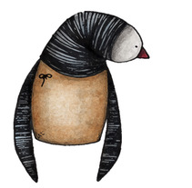 uCCeLiNoS. A Illustration project by Leticia Huerta Blas         - 08.12.2011