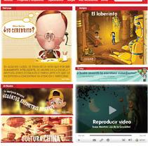 Revista Digital: Muy Interesante Kids. A  project by Dalia Azucena         - 13.12.2011