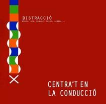 Campaña DGT-ULM. Un proyecto de Publicidad de Luiza Apoenna Araujo Ximenes         - 08.01.2012