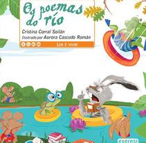 Os poemas do río. Un proyecto de Diseño e Ilustración de Aurora Cascudo Román - 18-01-2012