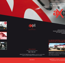 Tríptico Axoil. Um projeto de Design de Sergio Sala Garcia         - 26.01.2012