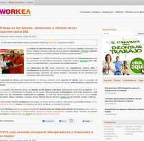 Workea (blog). A Software Development project by Francesc         - 26.01.2012