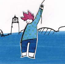 17th Pediatric Rheumatology European Society Congress. Un proyecto de Diseño e Ilustración de Mireia Miralles Lamazares         - 08.02.2012