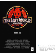 The lost world. A Advertising project by Mariona Mercader Farrés         - 09.02.2012