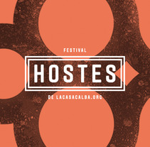 HOSTES. A Design&Illustration project by Raúl Escobar Ferrís - 03.02.2012