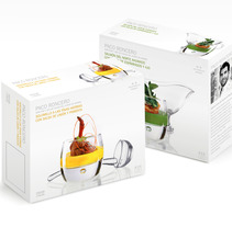 Gourmet Frozen Foods. A Design project by Mara Rodríguez Rodríguez - 14-03-2012