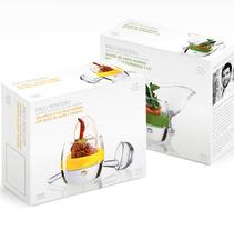 Gourmet Frozen Foods. A Design project by Mara Rodríguez Rodríguez         - 14.03.2012