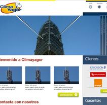 Climayagor. Un proyecto de Diseño, Desarrollo de software e Informática de Jaime Martínez Martín         - 19.03.2012
