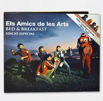 Els amics de les arts. A Design, Advertising, Film, Video, and TV project by Debo Marti         - 21.03.2012
