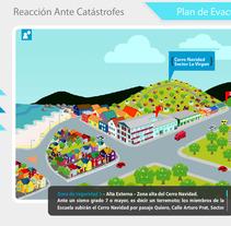 Interfaz del Plan de Evacuación para . Un proyecto de Diseño de Osvaldo Alexis Fonseca Cisterna         - 22.03.2012