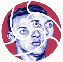 Football Kaleidoscope. Un proyecto de Diseño e Ilustración de Chamo San - Lunes, 26 de marzo de 2012 14:30:06 +0200