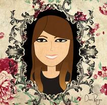 Ilustracion Maca. Um projeto de Ilustração de Dari Rojas - 03-04-2012