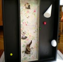 La presencia de lo abstracto. Um projeto de Design, Ilustração, Publicidade, Instalações e Fotografia de Beatriz de las Heras Miedes         - 03.04.2012