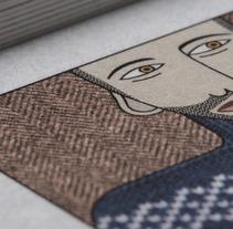 Proyecto de identidad visual propia. Um projeto de Design, Ilustração e Publicidade de marc mallafré         - 11.04.2012