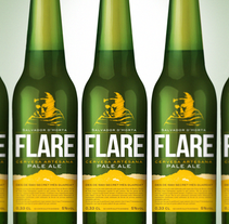 Flare . A Design&Illustration project by mimology         - 13.04.2012
