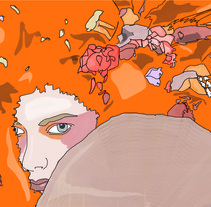 Ginger. A Design&Illustration project by Itziar  Zamora - 17-04-2012