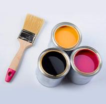 Pots, Pintures i Decoració//spot. A Advertising, and Graphic Design project by Sofia Espejo         - 22.10.2013