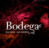 Bodega copys. A Design, Advertising, and UI / UX project by Maria Gabriela Cabral         - 21.04.2012