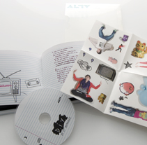 CD - Do It Yourself. A Design, Illustration, Music, Audio, and Photograph project by Diego Equis De         - 24.04.2012
