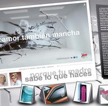 Ariel. Um projeto de Publicidade de HéctoryDom - 09-05-2012