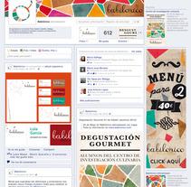 ON + OFF Identidad Corporativa. Um projeto de Design e Ilustração de Lydia Matas         - 10.05.2012