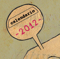 calendario 2012. A Illustration project by maria cuadrado         - 12.05.2012