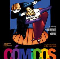Cómicos/diseño merchandising. Un proyecto de Diseño de Jaime García Mendoza - 15-05-2012