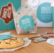 MÜD, cafetería sin lactosa. A Design project by Mara Rodríguez Rodríguez - 18-05-2012