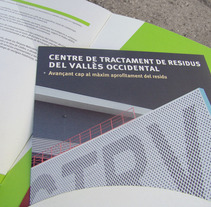 Consorci per la Gestió de Residus del Vallès Occidental. A Design project by Tania Lucena Cala         - 27.05.2012