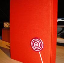 Libro Sugar. Un proyecto de Diseño de z0nia Ale - 29.05.2012