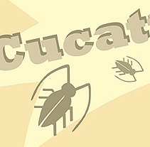 Cucattack. A Design, and Advertising project by Aixa Finestrat - 30-05-2012