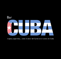 Imagen Bar Cuba (Cádiz). A Design, and Advertising project by Paco Mármol - 05-06-2012