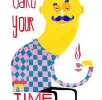 Take. Um projeto de Design, Ilustração e Publicidade de Alba Vilardebò         - 07.06.2012