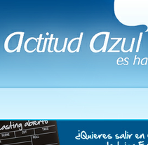 Actitud Azul. A Software Development project by Rodrigo Díez Villamuera - 10-06-2012