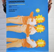 "CCCB ""Neocalorrismo, Rumba + Underground"". Un proyecto de Diseño de Andreu Rami Bastante - 11-06-2012"