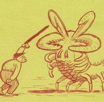 Resistencia Civil. Un proyecto de Ilustración de Toni  Cobos Tudurí - 12-06-2012