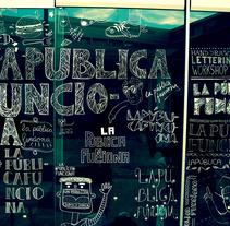 Hand Lettering. Un proyecto de Diseño e Ilustración de Jotaká  - 13-06-2012