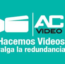 Bcard AC VIDEO. Un proyecto de Diseño y Publicidad de Hermes Sing         - 18.06.2012