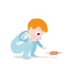 Bebés. A Illustration project by Mar Ferrero - Jun 18 2012 01:56 PM