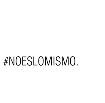 #Noeslomismo. A  project by Enric de tot.         - 19.06.2012