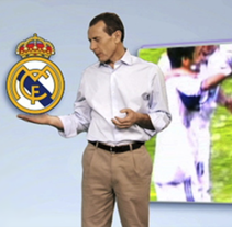 Real Madrid: Hazte Madridista. A Advertising, Motion Graphics, Film, Video, and TV project by Javier Soler - 20-06-2012