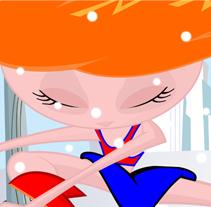 Ilustración para animación. A Illustration, Film, Video, and TV project by Juan  Ibáñez - 27-06-2012