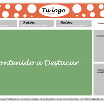 Nueva web de muestra. A  project by Marcos R Guevara         - 27.06.2012