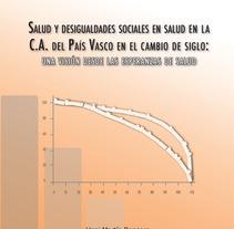 Tesis EHU/UPV - Sociología - Unai Martín Roncero. Um projeto de Design de marta jaunarena         - 03.07.2012